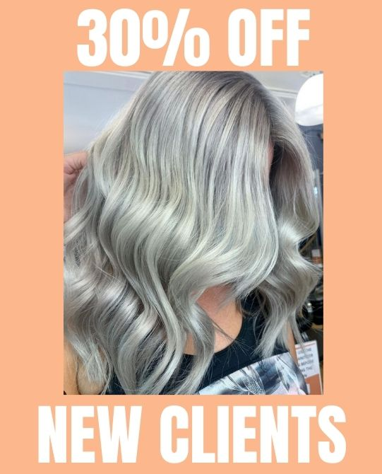 Bold Street Salon – New Client Offer