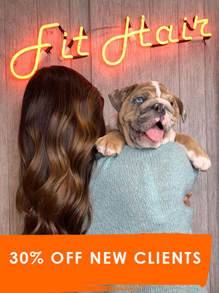 30 OFF New Clients offers sidebar