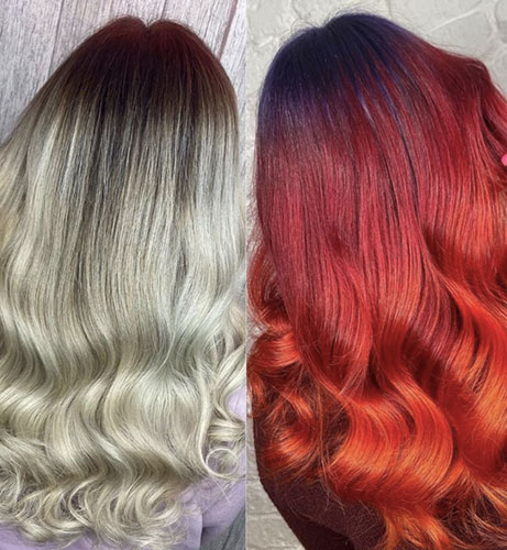 The best hair COLOUR salons liverpool