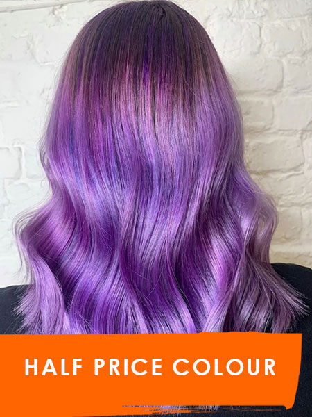 HALF PRICE HAIR COLOUR, BEST LIVERPOOL SALONS