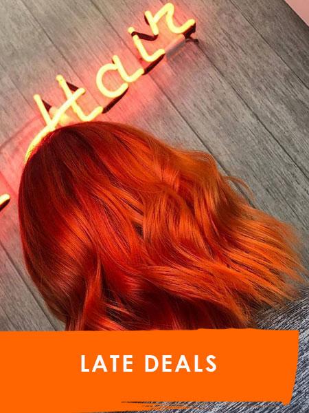 Last minute hair salon offers, liverpool salon deals