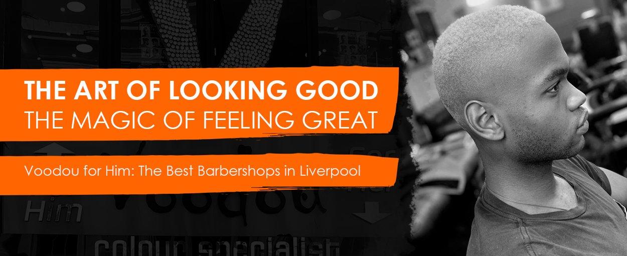 the best barbershops in Liverpool, Voodou gents salons