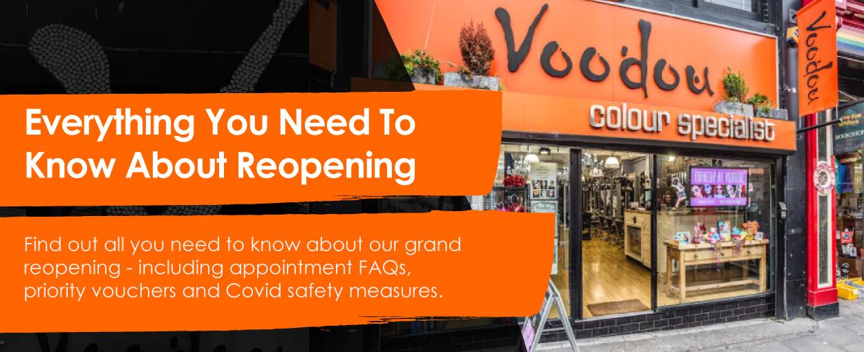 Reopening Voodou