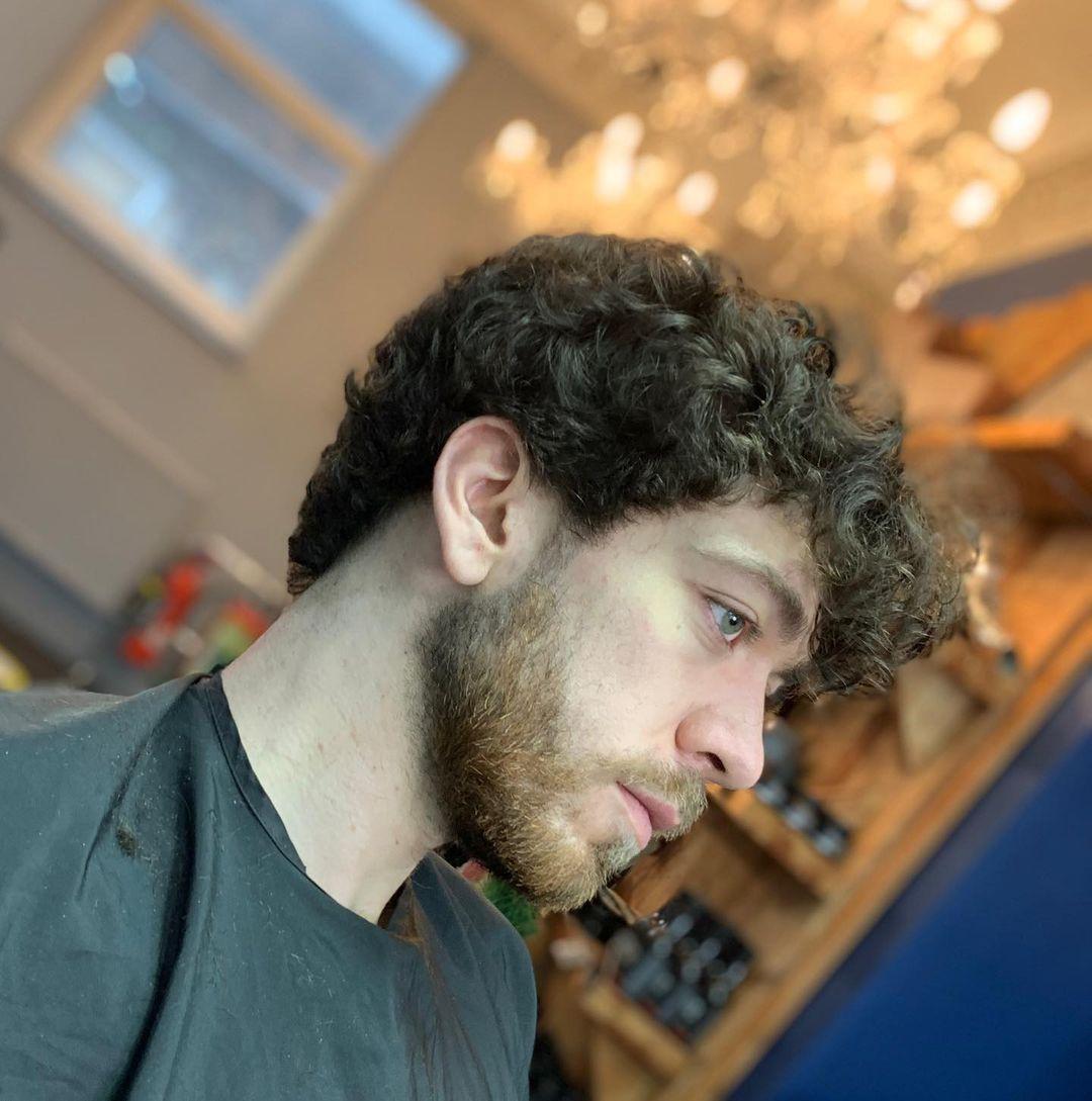 Curly Hair Barbers Liverpool Voodou