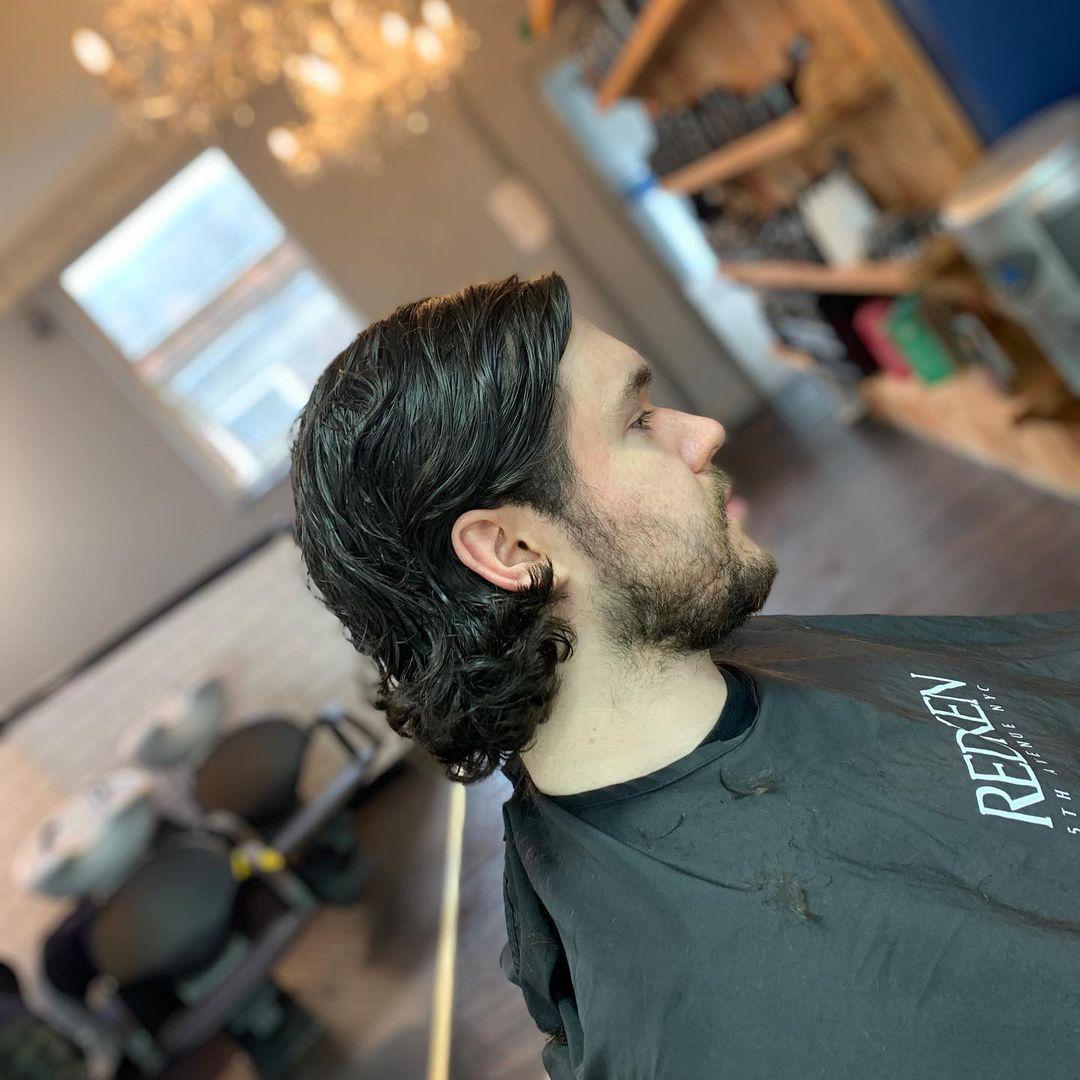 Mens Barbers Liveprool Voodou