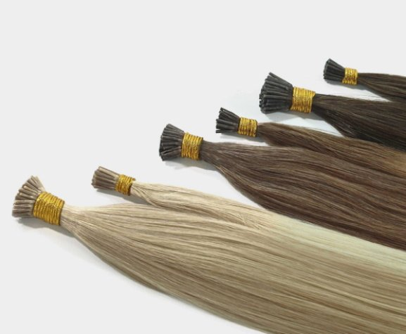 Stick Tip Hair Extensions Liverpool Hairdressers
