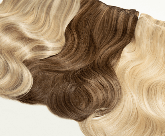 Weft Hair Extensions Liverpool Hairdressers