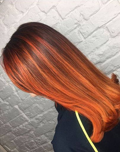 Balayage Hair Colour Trend Hair Salons Liverpool