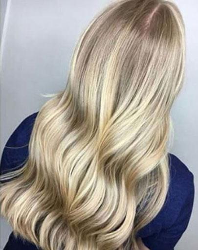 Balayage Hair Colour Trend, Hair Salons, Liverpool
