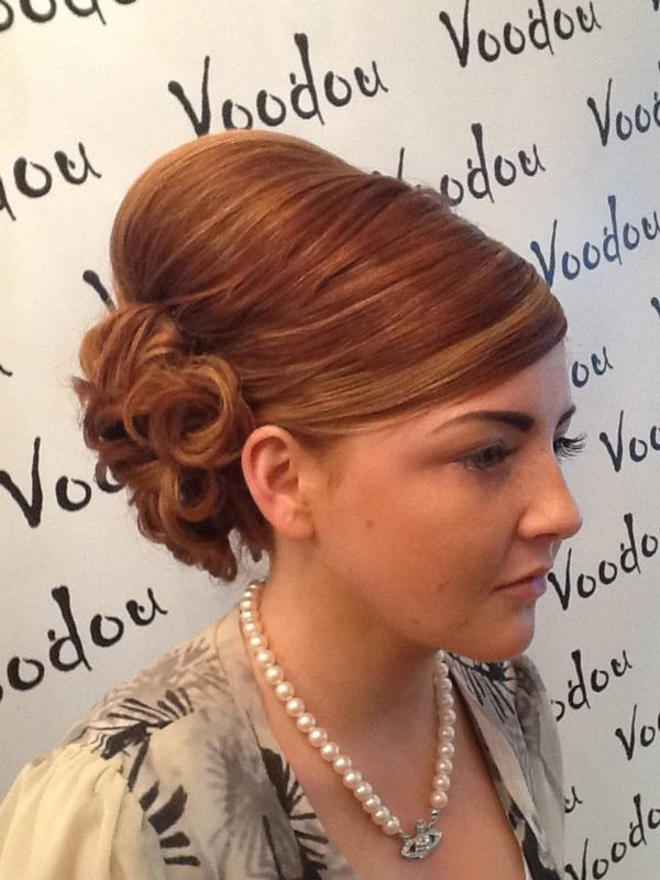 Wedding Bridal Hair Styles From Voodou Liverpool