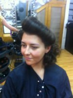 wedding bridal hairstyles vintage