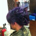 hair-up-purple