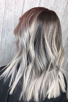 PLATINUM BLONDE & SILVER GREY HAIR COLOUR TRENDS AT VOODOU HAIR SALONS IN LIVERPOOL