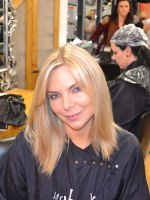 sam womack sam janus before hair extensions