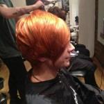 womens-ginger-colour-short