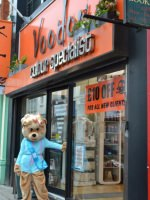 Suzy Bear at Voodou