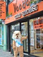 Suzy Bear at Voodou