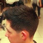 male-hair-short-dark-side-viw