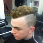 mens-shaved-colouring-hair