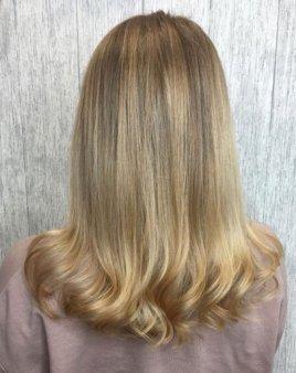 Balayage at Voodou Hair Salons in Liverpool