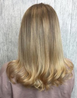Balayage at Voodou Hair Salons in Liverpool