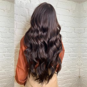 Top AW/19 Hair Colour Trend: Rich & Glossy Brunettes at Voodou Liverpool