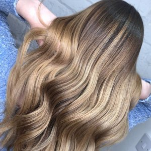 Top AW/19 Hair Colour Trend: Honey Hues & Buttery Blondes at Voodou Liverpool