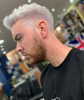 Fashion Colours Gent´s Hairdressing AT VOODOU HAIR SALONS IN LIVERPOOL