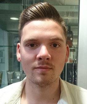 Men´s Permanent Hair Colour AT VOODOU HAIR SALONS IN LIVERPOOL